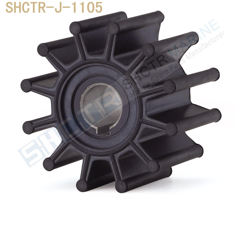 SHCTR Flexible Impeller For JABSCO 18948-0001,SHERWOOD 10615K,CEF 500120,835874