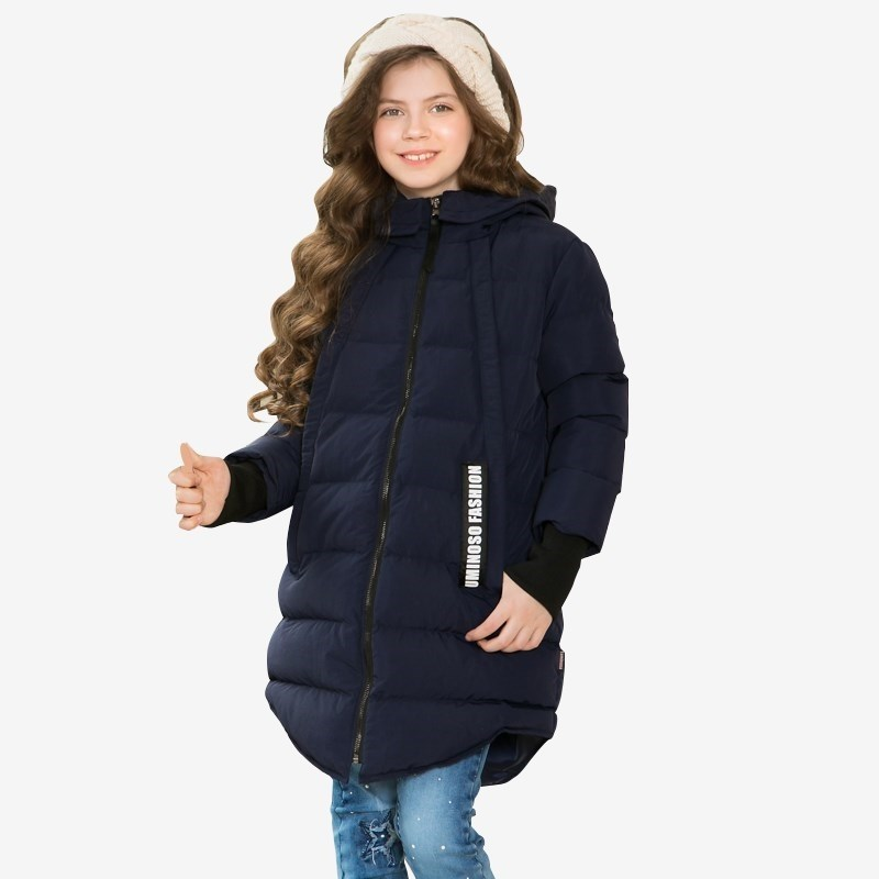 Down & Parkas Sweet Berry Coat sewing for girls children clothing 90% goose down 2016 winter jacket women down parkas thicken down coat hooded casual reversible down coats female long design 3xl