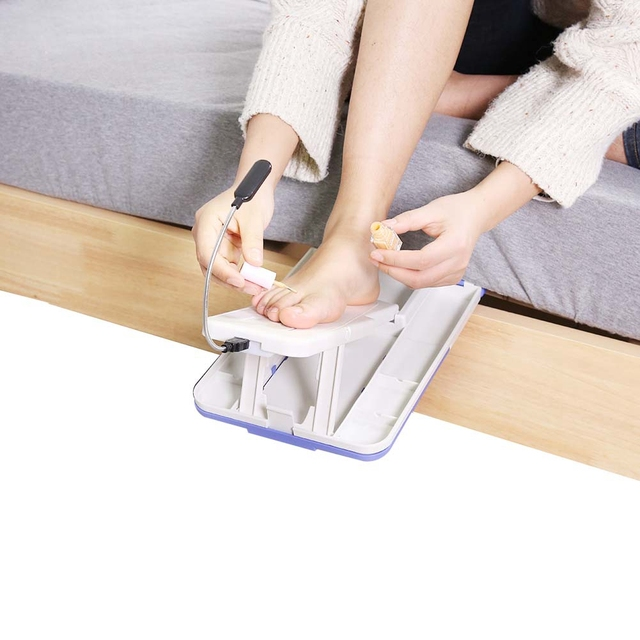 Pedicure Base With Lamp