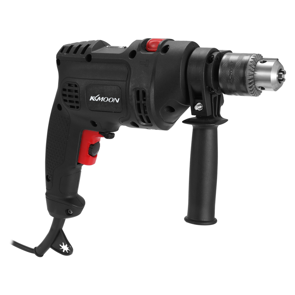 Image 3 - Electric Rotary Hammer hammer Drill Impact Drill Electric Drill Electric Screwdrive Variable Speed Rotary Hammer Prower Tool-in Electric Hammers from Tools on