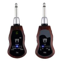 USB Rechargeable K380C Wireless Guitar Effector With Multi sound Effects Amp Support Bluetooth Transmission Guitar Accessories