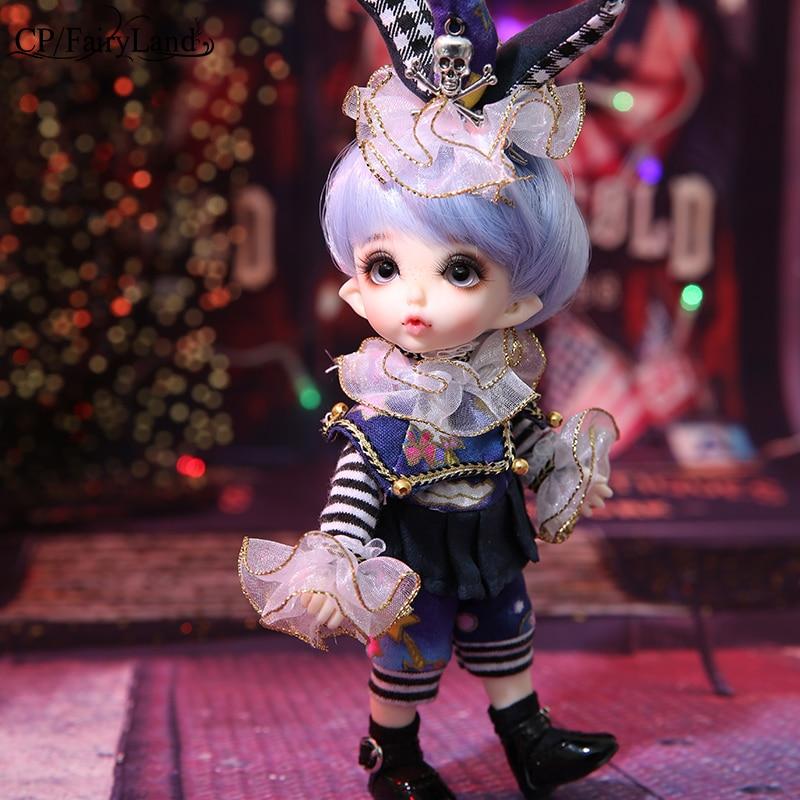 OUENEIFS Pukifee Zio Fairyland bjd sd docka 1/8 kroppsmodell baby - Dockor och tillbehör - Foto 3