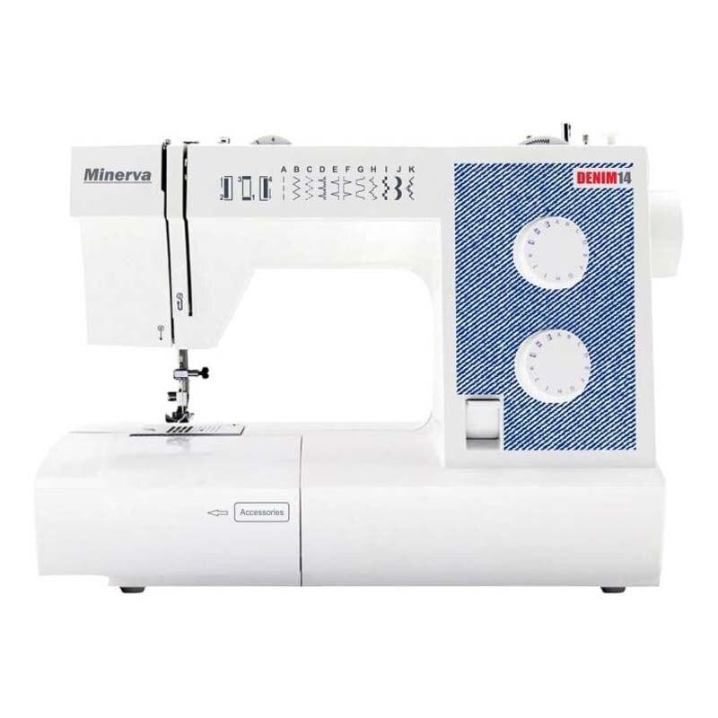 Sewing machine Minerva Denim14 sewing machine minerva m832b
