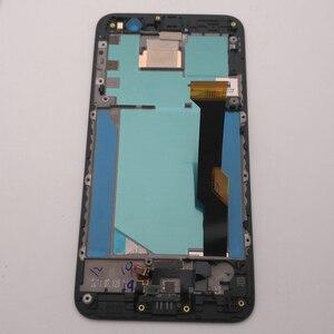 """Image 5 - Original Für 5.2 """"HTC U spielen LCD Display + Touch Screen Digitizer Montage Für HTC U spielen Display Mit rahmen + Home Taste + Werkzeuge"""