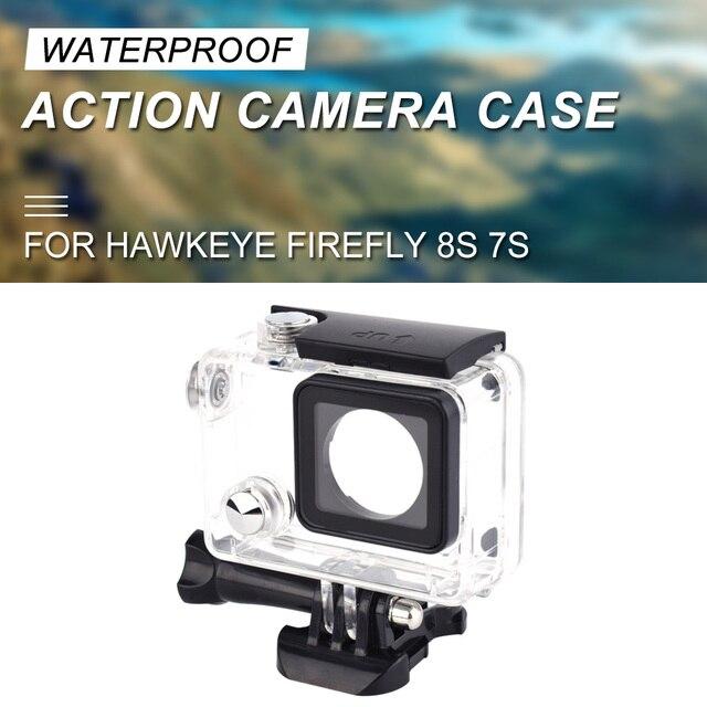 Hawkeye Firefly 8S 7S gran angular Cam funda impermeable Anti choque  carcasa dura FPV deportes acción para RC aviones no tripulados