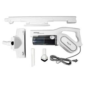 Image 3 - YOUPIN Deerma Dx700 2 in 1 عمودي باليد مكنسة كهربائية مع صندوق غبار سعة كبيرة منخفضة الضوضاء الثلاثي تصفية مجمع الغبار