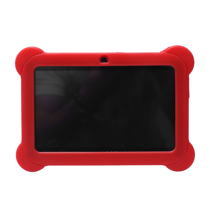 7 Inch 4GB Android 4.4 Wi-Fi Tablet PC Beautiful Five-Point Multitouch Display For Kids Gift