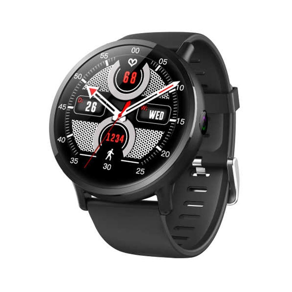 Lemfo LEM X 4G חכם שעון טלפון אנדרואיד 7.1 גברים ה-SIM שיחת 2.03 אינץ 8.0MP מצלמה 1G + 16G Wifi חכם בית גשש כושר