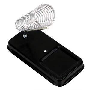 Image 2 - Diywork電気はんだごてスタンドホルダーと溶接クリーニングスポンジパッド汎用高温度抵抗