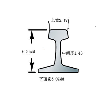 модельные железнодорожные пути | G пропорциональная модель поезда рельсовая полоса материал с хорошим качеством