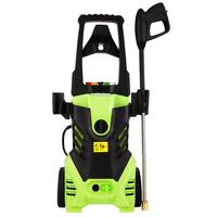 1800W 3000PSI Electric Auto Car High Pressure Cleaner Washer Household Cleaning Machine For Home Car Boat RV Driveway Deck