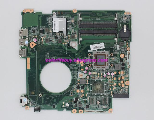 Genuine 809985 601 809985 001 809985 501 DAY21AMB6D0 UMA w A10 7300 Laptop Motherboard for HP 17 17Z 17 P Series NoteBook PC