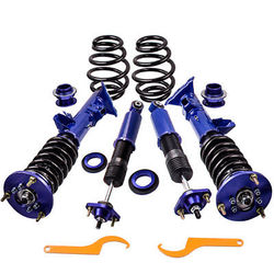 Полная подвеска Coilover для BMW 3 серии E36 Coupe Sedan Hatchback Coil Strut 1998 318is 325i 323i 316 4 шт
