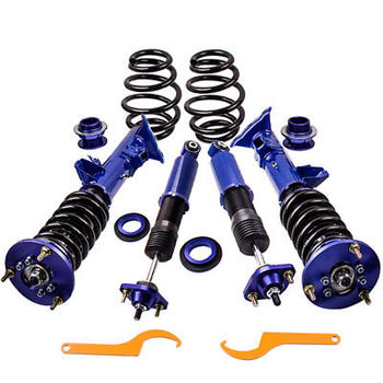 Full Coilover Suspension For BMW 3 Series E36 Coupe Sedan Hatchback Coil Strut 1998 318is 325i 323i 316 4pcs