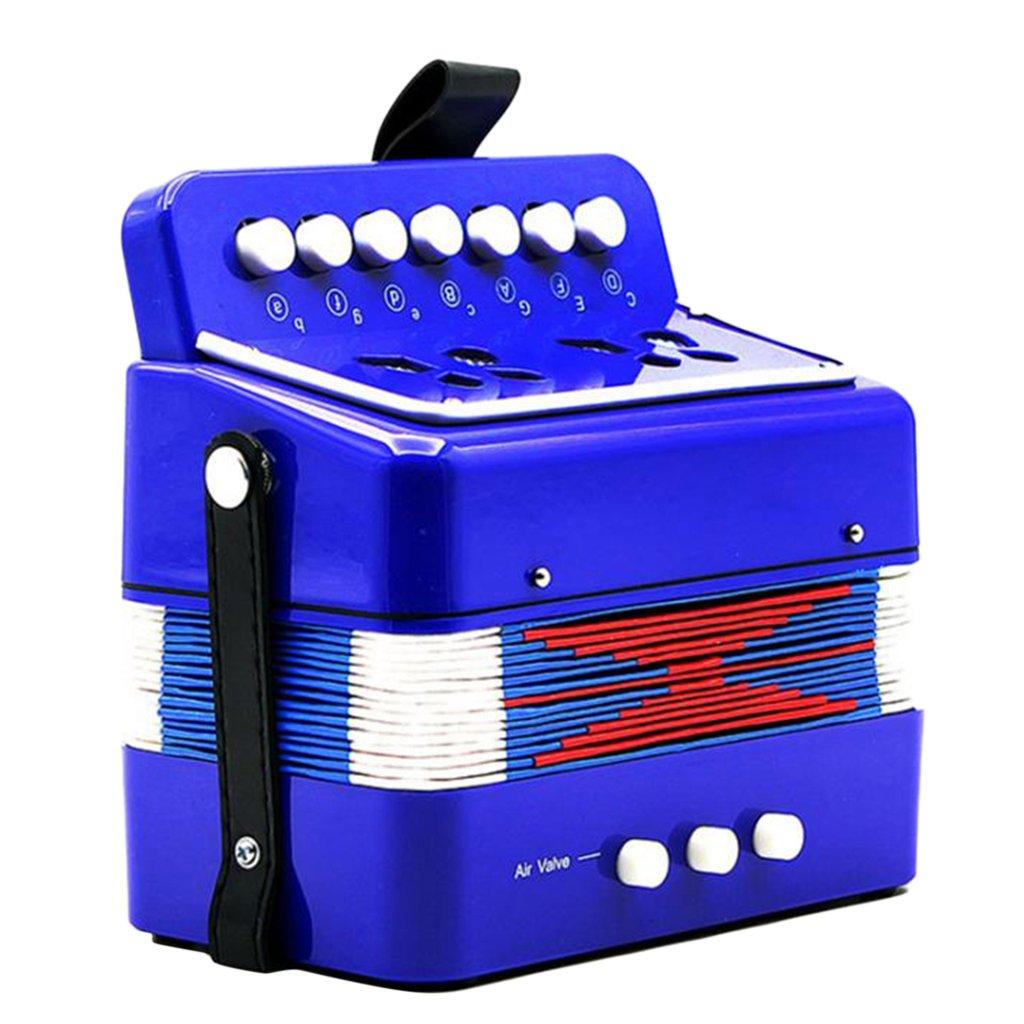 Professionnel Piano Accordéon Jouet Musical Instrument Apprentissage jouets éducatifs cadeau d'anniversaire pour Enfants En Bas Âge Enfants