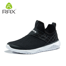 Rax Men Outdoor Running Shoes Breathable Light Sports Sneakers for Women 2019 New Gym Tourism