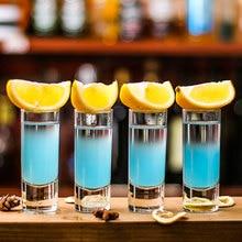 Радужный коктейль B52 бокал для вина Pausse кафе бар Свадебная вечеринка Mixologist ликер Текила рюмка спиртные напитки Pulque чашка