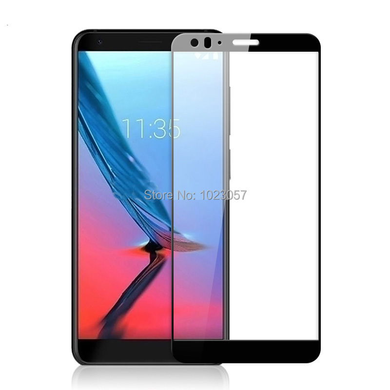 ZTE Blade V9 Vita 3D Full Tempered Glass For ZTE Blade V9 Full Cover 9H Protective film Screen Protector For ZTE Blade V9 Vita