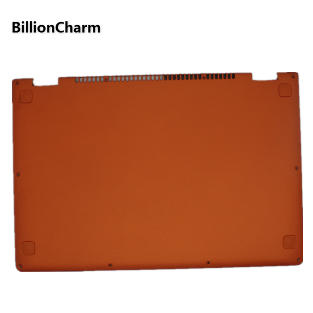 BillionCharmn New Laptop Replace Cover For Lenovo YOGA 13 Orange D Shell 11S30500246 Laptop Bottom Base Cover lower case цена