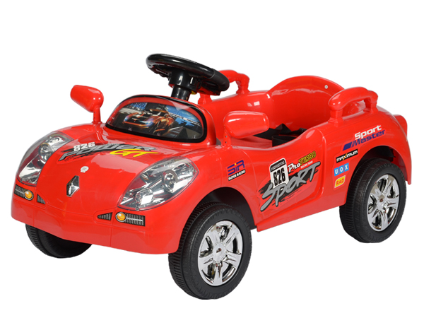 1-5 Years Old Children's Four-wheel Electric Vehicle with Remote Control Kids Rechargeable Baby Car Kids Toy Car Can Sit