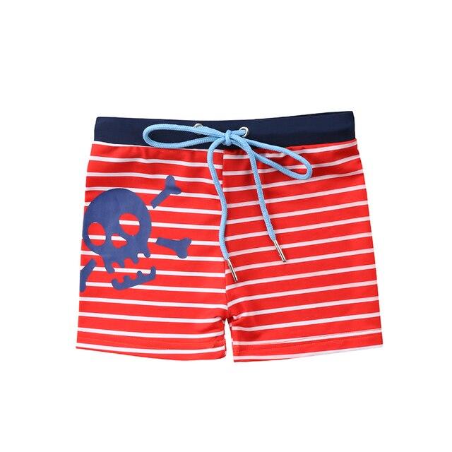 47010d9fa4 2018 Toddler Infant Child Kids Boys Swim Shorts Swimming Trunks Skull Shark  Stars Striped Surfing Bathers