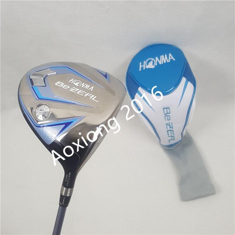 New Women Golf driver Clubs HONMA BEZEAL 525 11.5 loft Graphite shaft L Flex  Free shipping
