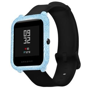 Image 5 - All Inclusive Soft Protective Cover Smooth Anti Break Crack Protection Painted Watches Case For Huami AMAZFIT Youth Edition