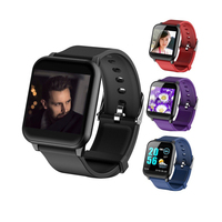 Bluetooth Smart Watch Bracelet APP Message Heart Rate Monitor Calorie Counter Running Step Waterproof Sports Pedomete