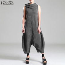 132a02df41412 Buy jumpsuit harem drop crotch and get free shipping on AliExpress.com