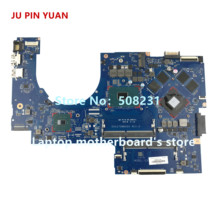 JU PIN юаней 915550-601 G37D DAG37DMBAD0 915550-501 для hp ноутбук 17-W 17T-W материнская плата для ноутбука с 1050Ti 4 ГБ i7-7700HQ