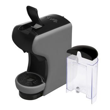 IKOHS POTTS Otomatik Kahve Makinesi Express Gri Renk Kapsül Dolce Gusto Nespresso Ve Zemin Kahve 0.7L 1450W