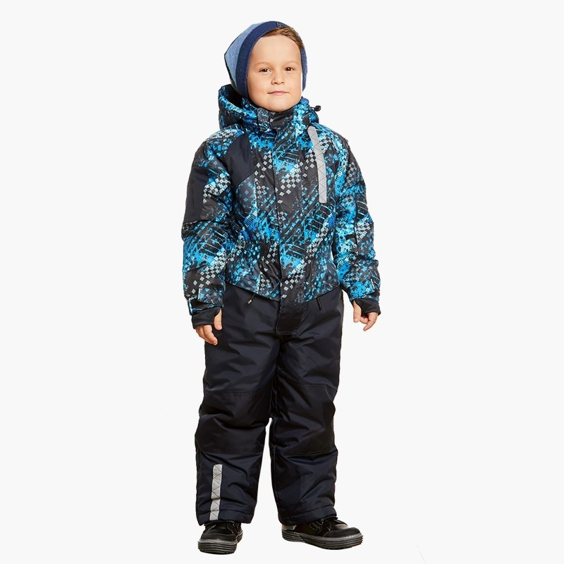 [Available with 10.11] Jumpsuit sewing for boys