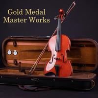 Taishi International luthier Chen Xiangwei makes high end violin collector's edition violin