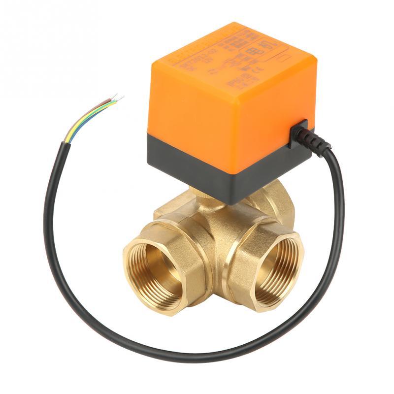 """Válvula de bola de Aire Latón Apagado Interruptor G1//4 macho a 3//8/"""" Manguera"""