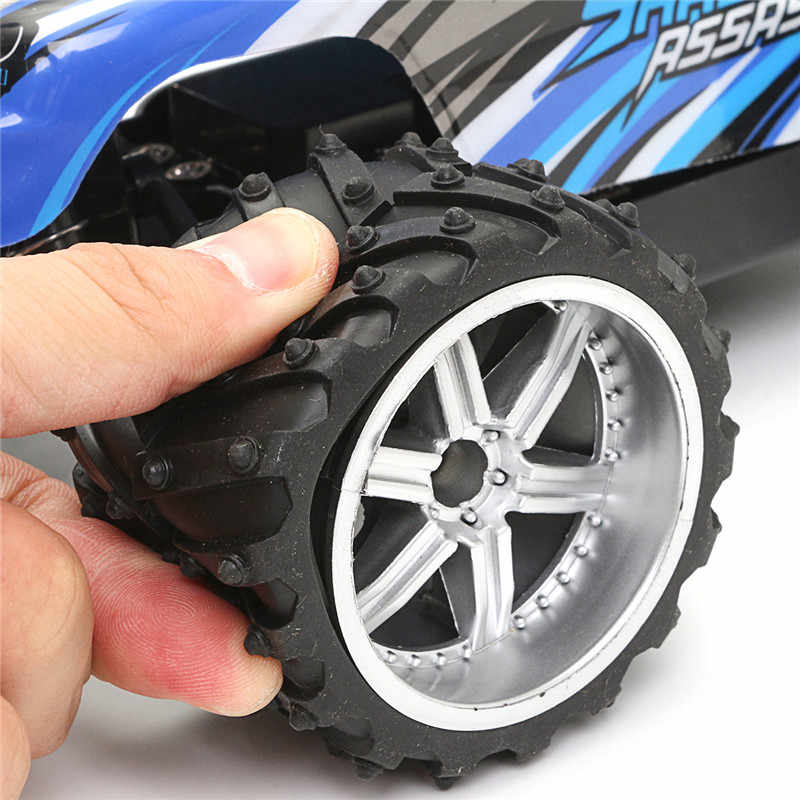 1/18 4WD 2.4 GHz Radio Afstandsbediening RC Racing Buggy Car OffRoad Rock RTR Auto Crawler Off Road Gift Speelgoed voor Kinderen Kid