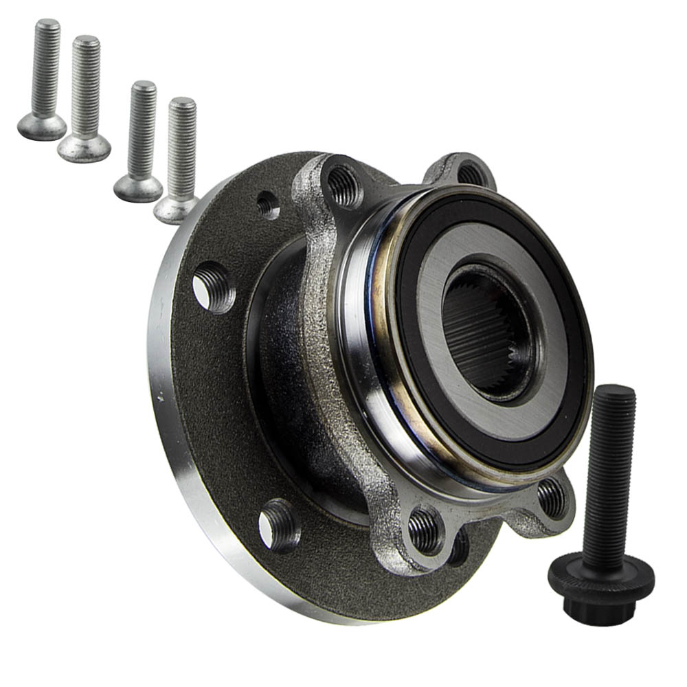 2 FRONT WHEEL HUB BEARING ASSEMBLY KITS FOR 2010-2015 LEXUS CT200h //TOYOTA PRIUS