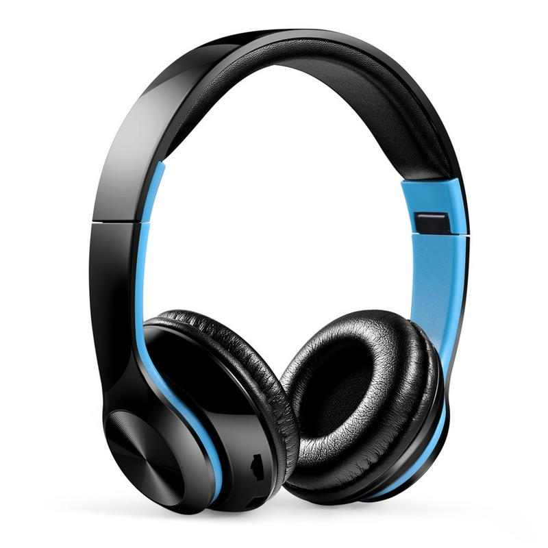 Image 3 - Portable Headphones Wireless Bluetooth Foldable Headset Stereo Hd Hifi Sounds Surrounding Devices With Mic Hands free Calling-in Bluetooth Earphones & Headphones from Consumer Electronics