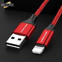 KISSCASE Universial 3A Fast Charging Micro USB Cable Type C for Samsung S10 Huawei Xiaomi Phone