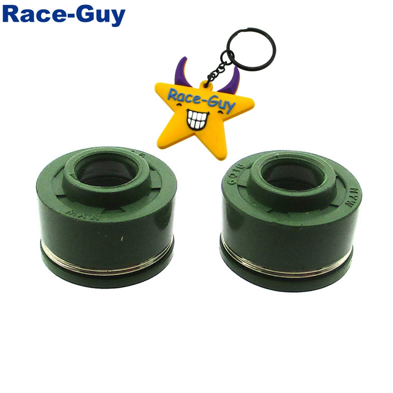 TC-Motor Valve Stem Seals For Lifan YX 125cc 140cc Engine Chinese Pit Dirt Bike