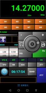 Image 4 - DYKB Bluetooth KATZE Interface Adapter Conveter FT 8x7 baudrate: 9600 für Yaesu FT 817 FT 857 FT 897 FT 100D 817 857 897