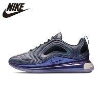 Оригинальный Nike Air Max 720 кроссовки Мужские дышащие Спортивные Кроссовки Новое поступление AO2924