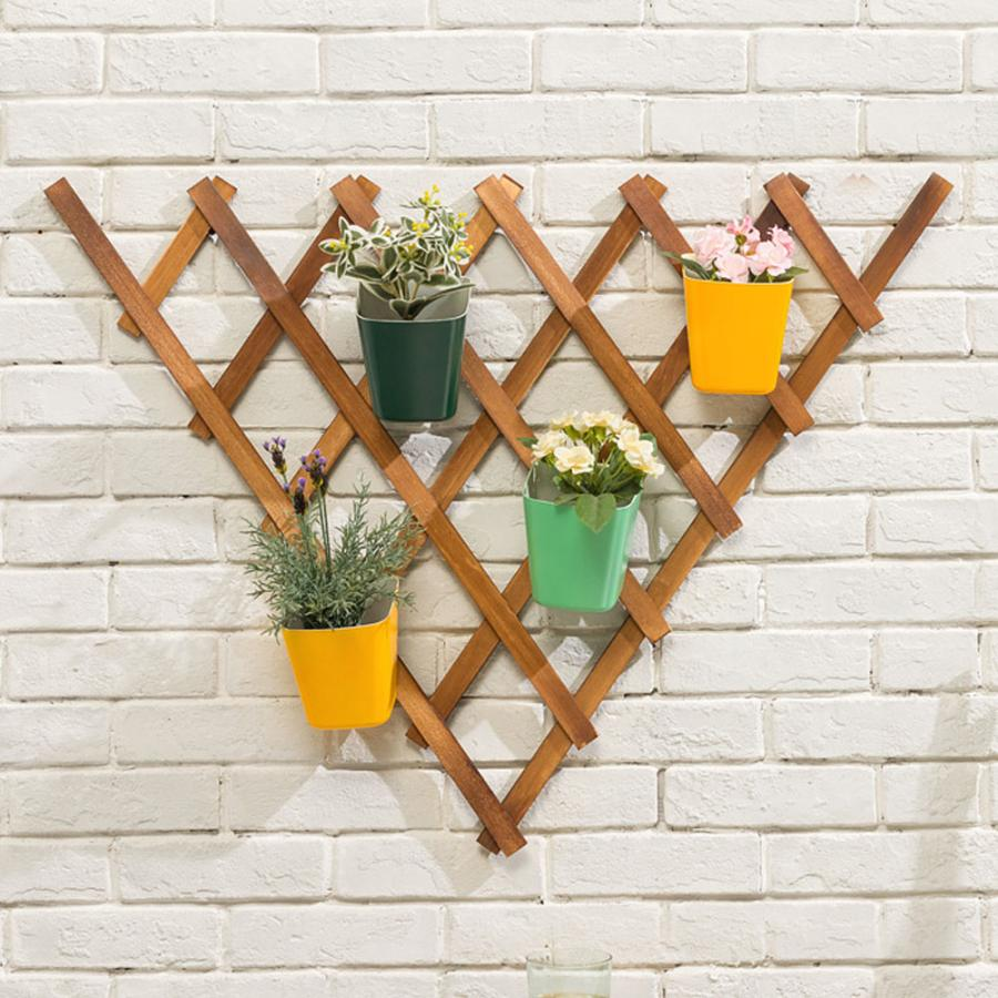 Triangle Wall Mounted Hanging Plant