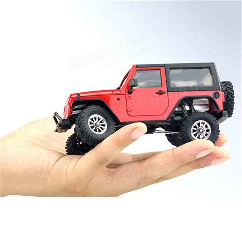 Orlandoo OH35A01 Kit Hunter 1/35 DIY Rubicon Micro Crawler without Electric Part DIY Color(China)