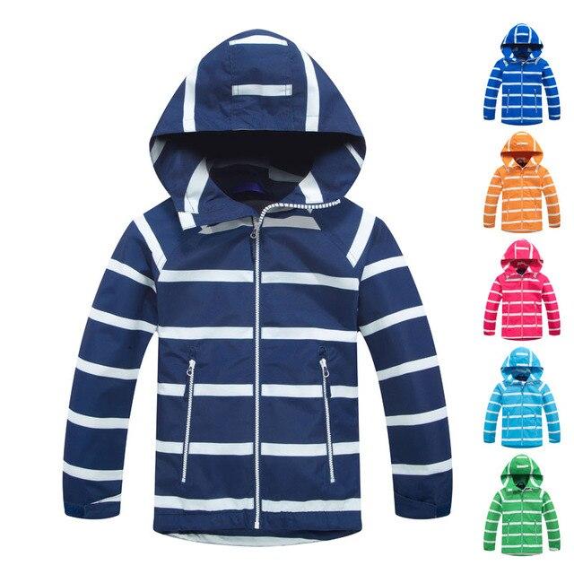 Çocuk su geçirmez ceketler dış giyim spor ceket rüzgar geçirmez Polar Polar sıcak tutan kaban sonbahar çocuk ceket çocuklar kapşonlu rüzgarlık
