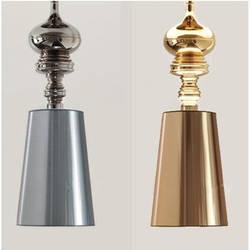 Светодиодный E27 лампы современный подвесной светильник для Обеденная Ресторан Гостиная домашнего освещения Испания Стиль один свет DHL
