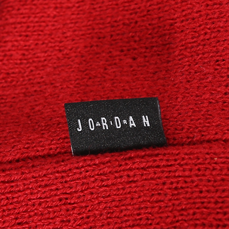 f7582023292f8 Nike Jordan Woven New Arrival Running Hat Men And Women Sports Cap Winter  Outdoors Leisure Warm Knitting Hats  AA1297 010-in Running Caps from Sports  ...