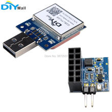 DIYmall VK-162 Gmouse USB GPS Navigation Module AHRS Sensor Fan Controller Circuit MPU9250+BMP280