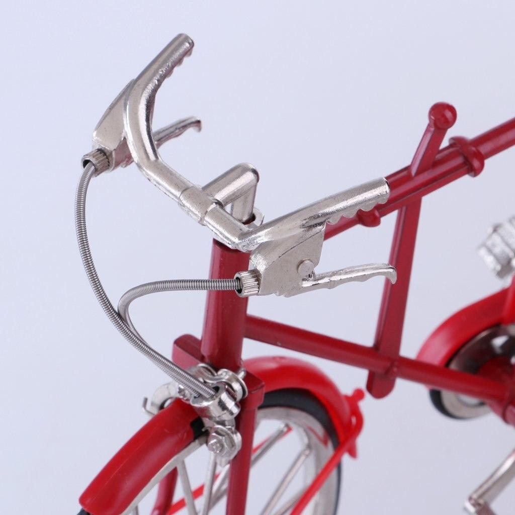 Casa De Muñecas = pequeña escala Bici del motor