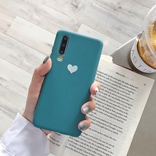 KISSCASE Love Luminous Phone Case For iPhone X XR Xs Max 7 8 Mate Back 6 6S Plus Couple Pattern Cover Funda