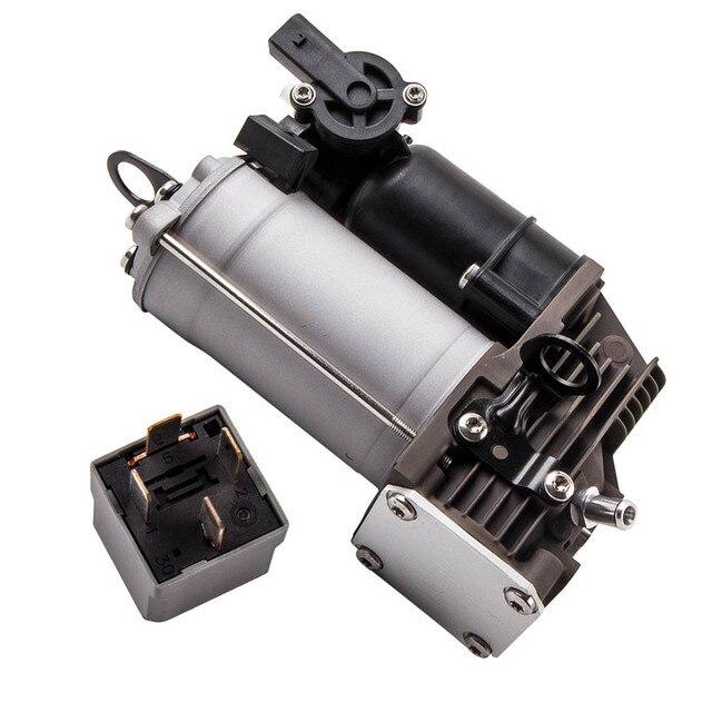 1643201204 Air Ride Suspension Compressor Pump For Mercedes-Benz X164 W164 GL320 GL350 ML320 A164320120405